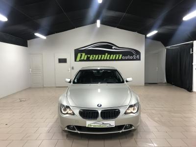 BMW Série 6 Coupé 650CI (E63) 4.8 V8 367 cv Steptronic /