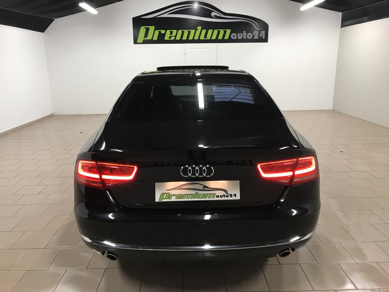 Audi A8 III 3.0 TDI V6 250cv Quattro Tiptronic8