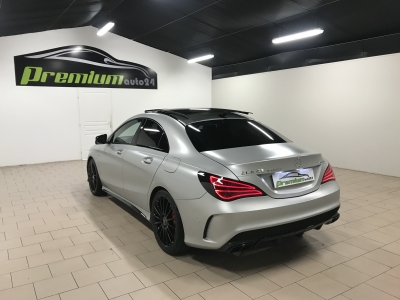 Mercedes CLA 45 AMG 360 cv 4Matic SPEEDSHIFT DCT/