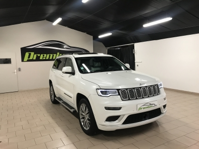 Jeep Grand Cherokee 3.0 V6 CRD 250 cv Summit Signature BVA8/