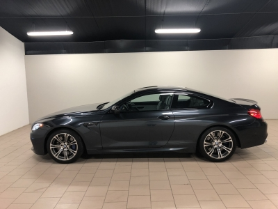 BMW M6 II Coupé 4.4 V8 Bi-Turbos 560 cv DKG/