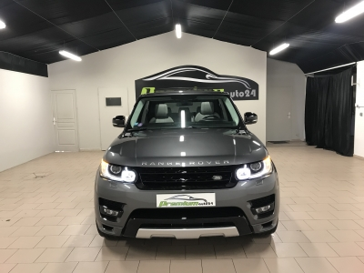 Land Rover Range Rover Sport II Supercharged 5.0 V8 510 cv Autobiography Dynamic /